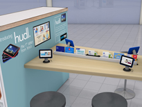 Tesco Kiosk Visualisation